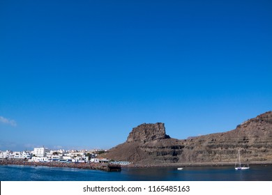 Port of Agaete, Gran Canaria