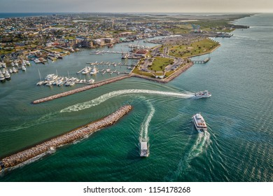 Port Aransas, Texas Marina
