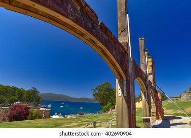 Port Arthur in Tasmania, Australia