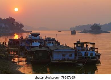Port at Assam