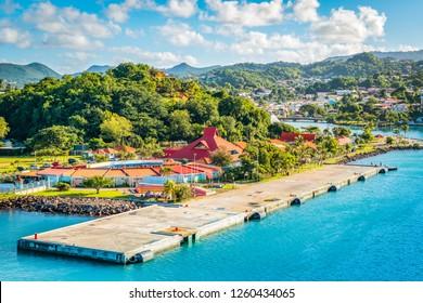 Port Castries, Saint Lucia