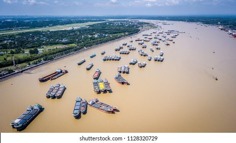 The Port of Chittagong is the busiest seaport on the coastline of the Bay of Bengal
