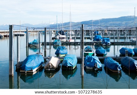 Port Constance Lake Switzerland