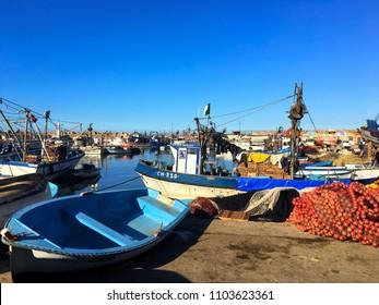 Port de Bouharun, Algiers, Algeria