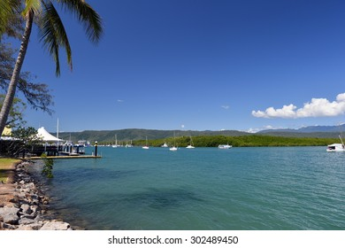 Port Douglas, the Great Barrier Reef,, Queensland, Australia -1