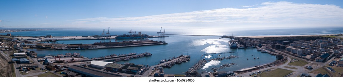 Port Elizabeth Harbour Panorama