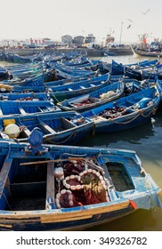 Port of Essaouira, Morocco Unesco World Heritage site