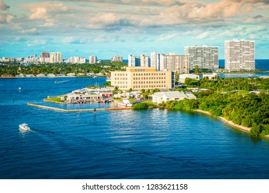 Port Everglades, Ft Lauderdale, Florida
