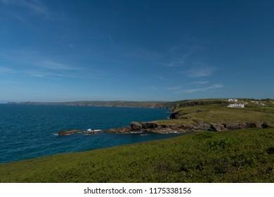 Port Gaverne, Cornwall England