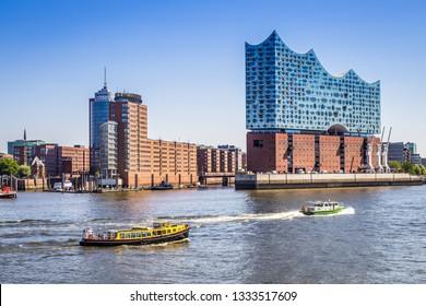 Hamburger Hafen - Deutschland