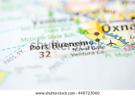 Port Hueneme California Usa Stock Photo Edit Now 448723060