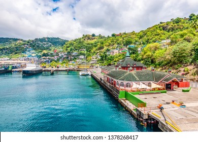 Port of Kingstown, St Vincent and the Grenadines