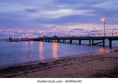 Port Lincoln, South Australia, Town Jetty at Sunrise