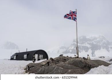 Port Lockroy Antarctic station