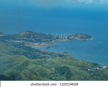 Port Moresby and Surrounds aerial photos - Papua New Guinea March 2014