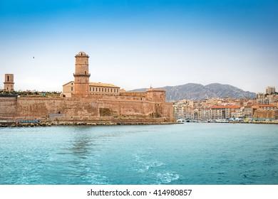 Port Saint-Jean, Marseille, Provence, France