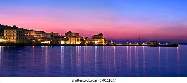 'Port of Spetses'