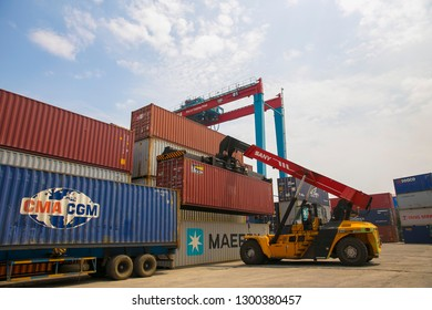 The Port Tanjung Priok will be the international port in the world, Jakarta, 19 January 2019