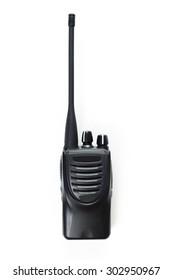 Portable walkie-talkie