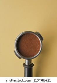 Portafilter coffee espresso