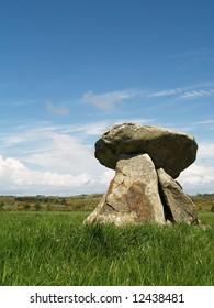 Portal Dolmen, Ballynageeragh, Waterford, Ireland
