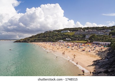 Porthminster beach in St Ives, Cornwall