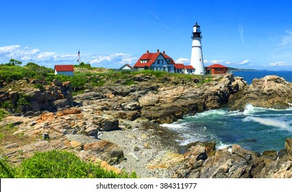 Portland Head Lighthouse Maine, USA