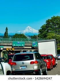 Oregon Traffic Images, Stock Photos & Vectors | Shutterstock