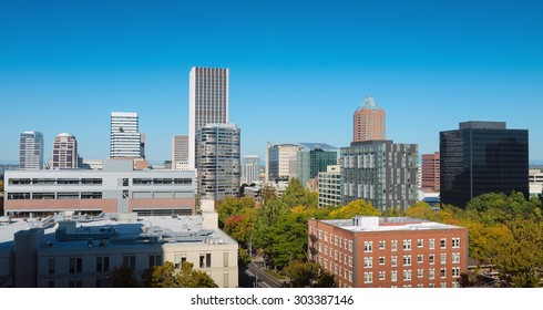 Portland Oregon Downtown
