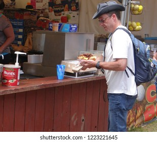 PORTLAND, OREGON - JUL 6, 2018 - 