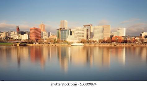 The Portland Skyline