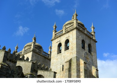 Porto Cathedral is located at the center of Porto, Portugal. The Cathedral is one of the oldest monuments and most important Romanesque monuments in Portugal. Porto City is UNESCO World Heritage Site.