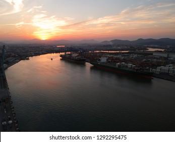 Porto de Itajai / Navegantes