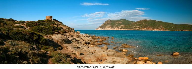 Porto Ferro, Alghero, Sardinia, Italy