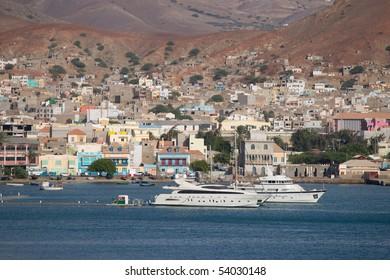Porto Grande, Cape Verde Islands