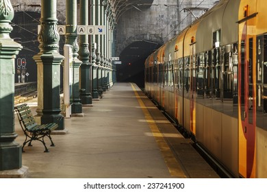 Porto old railway station Sao Bento / Old Train Station/  Porto, Portugal
