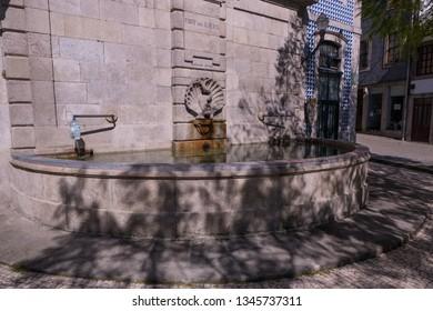 Springbrunnen Porto Images Stock Photos Vectors Shutterstock
