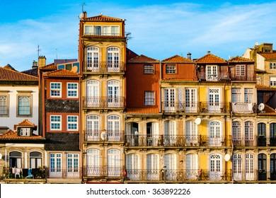 Porto, Portugal in November