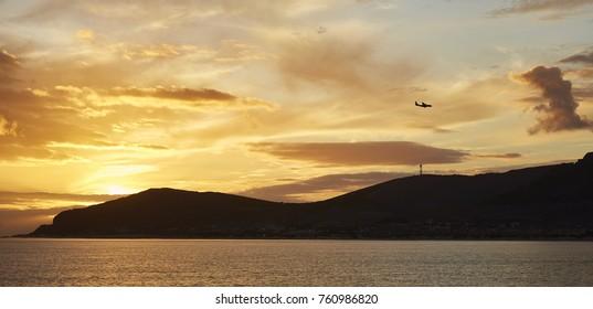 Porto santo coastline
