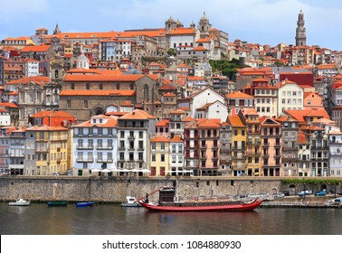 Porto skyline in Portugal, Europe