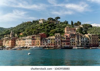 Portofino, Cenova City, Italy, May 7 2016