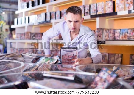 Erotic customer pic