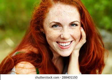 Apologise, but, beautiful redhead girls with freckles that