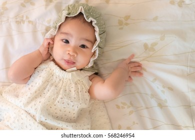 pretty baby images stock photos vectors shutterstock