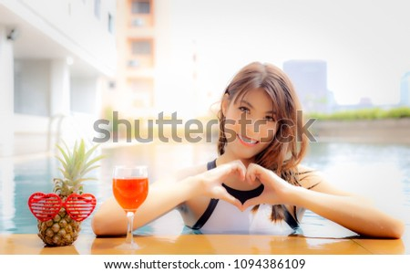 Portrait Attractive Beautiful Woman Gorgeous Woman Stock