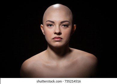 Hairless young naked girls