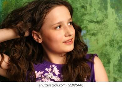 model young teen Nn