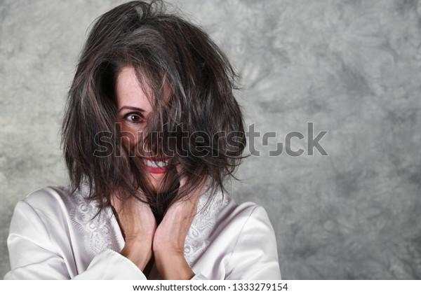 portrait-beautiful-mature-woman-white-60
