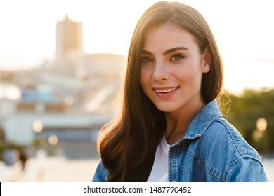 Lifestyle Girl Outdoor Images Stock Photos Vectors Shutterstock