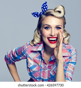 Retro Hairstyle Beautiful Images Stock Photos Vectors Shutterstock